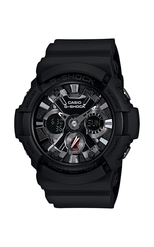 G-Shock Analog-Digital GA201-1A product image