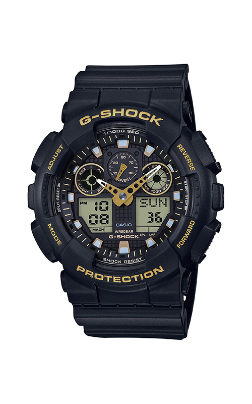 G-Shock Analog-Digital Watch GA100GBX-1A9 product image