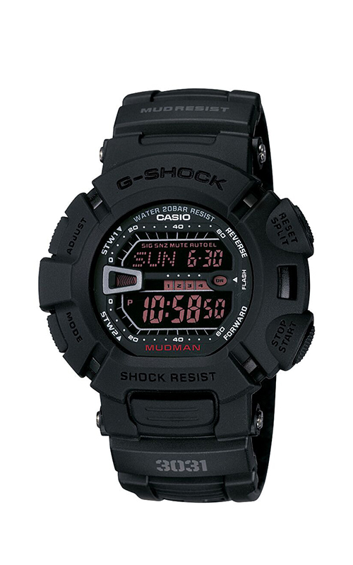 G-Shock Digital Watch G9000MS-1 product image