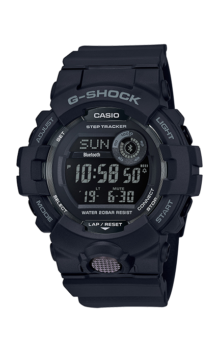 G-Shock Digital GBD800-1B product image