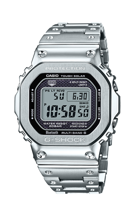 G-Shock Digital GMWB5000D-1 product image