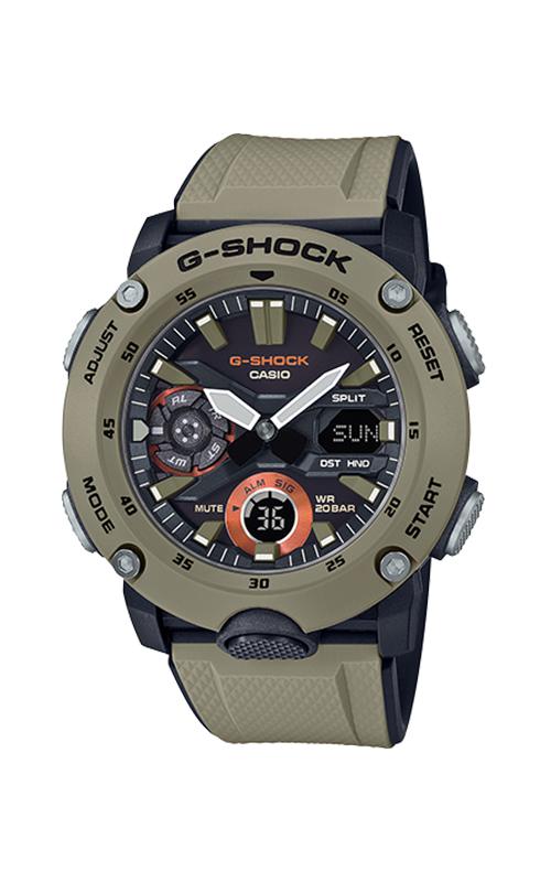 G-Shock Analog-Digital GA2000-5A product image