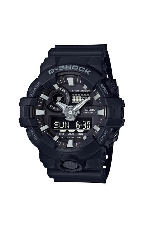 G-Shock Analog-Digital GA700-1B product image
