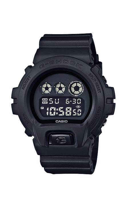 G-Shock Digital DW6900BB-1 product image