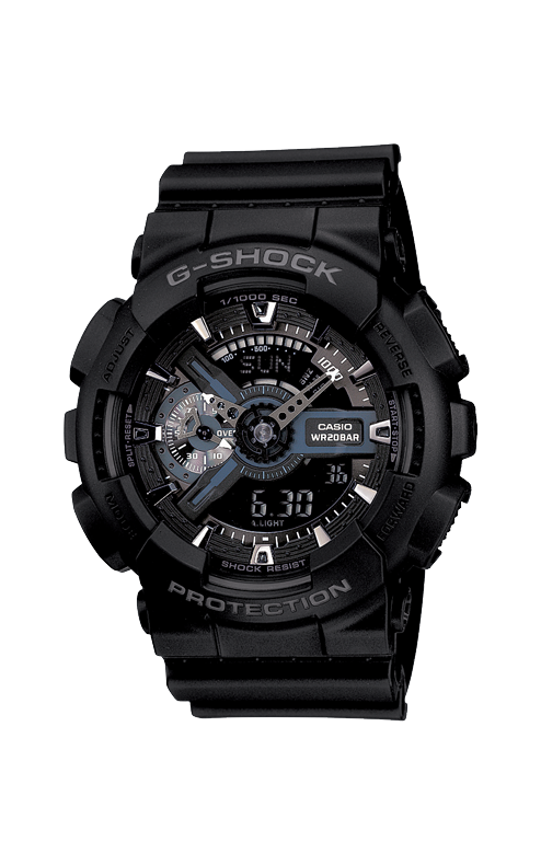 G-Shock Analog-Digital GA110-1B product image