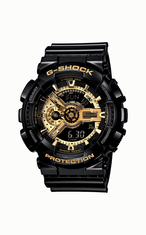 G-Shock Analog-Digital GA110GB-1A product image