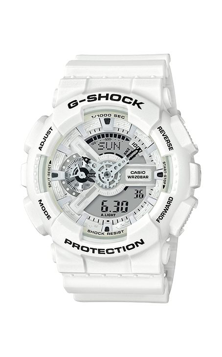 G-Shock Analog-Digital GA110MW-7A product image