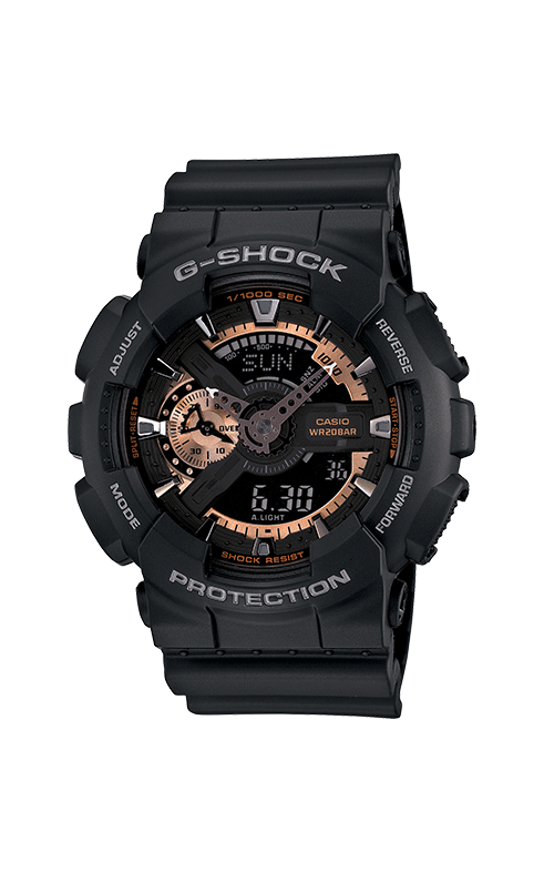 G-Shock Analog-Digital GA110RG-1A product image