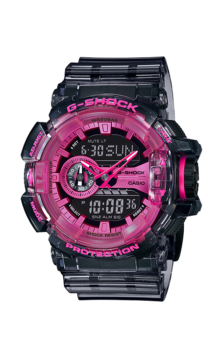 G-Shock Analog-Digital GA400SK-1A4 product image