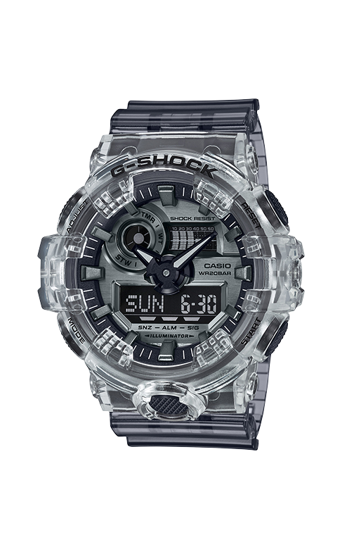 G-Shock Analog-Digital GA-700SK-1A product image
