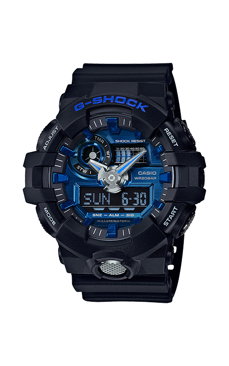 G-Shock Analog-Digital GA710-1A2 product image
