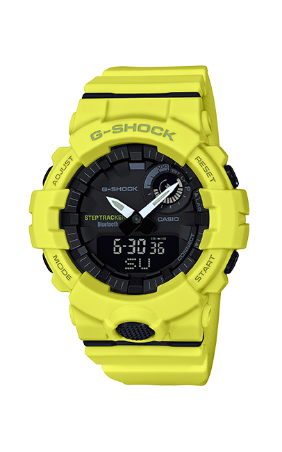 G-Shock Analog-Digital GBA800-9A product image