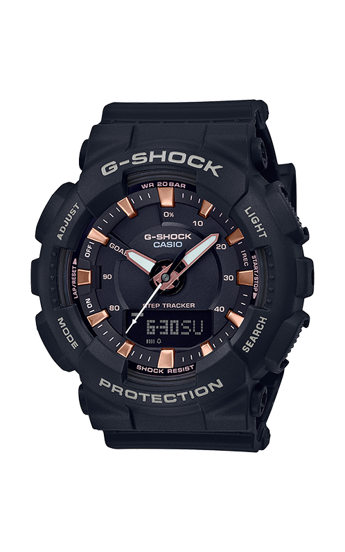 G-Shock S Series GMAS130PA-1A product image