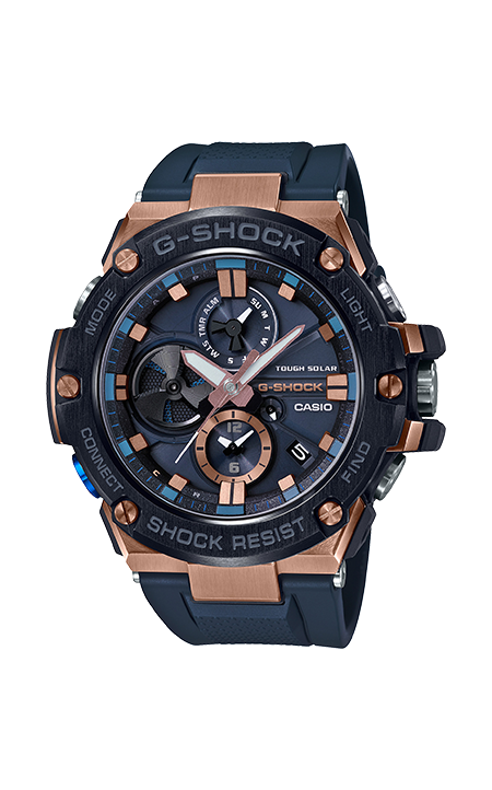 G-Shock G-Steel GSTB100G-2A product image