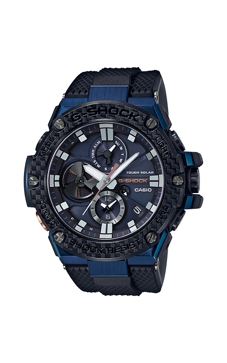 G-Shock G-Steel GSTB100XB-2A product image