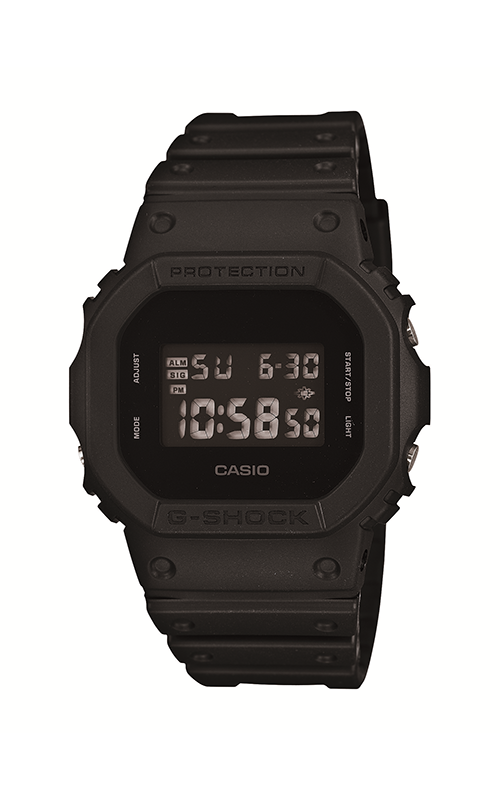 G-Shock Digital DW-5600BB-1 product image