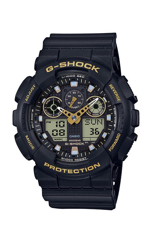 G-Shock Analog-Digital GA-100GBX-1A9 product image