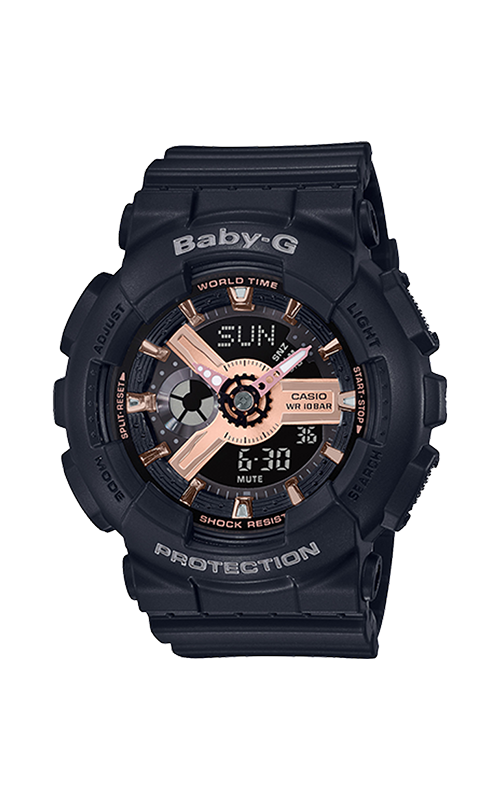 G-Shock Baby-G BA110RG-1A product image