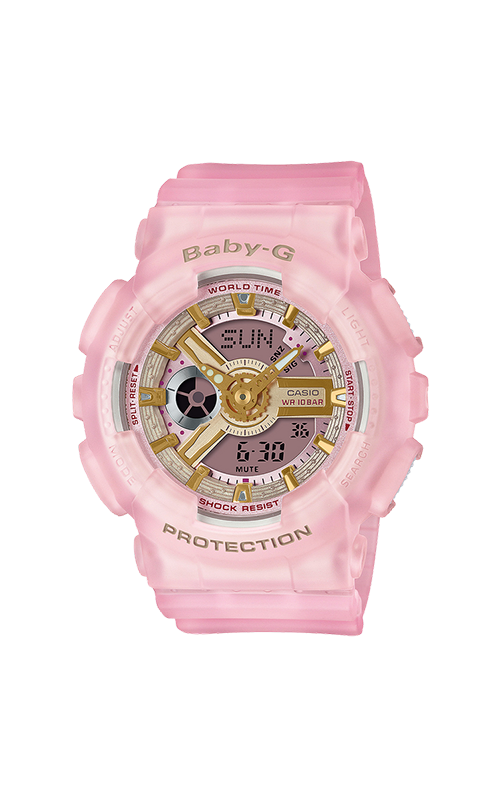G-Shock Baby-G BA110SC-4A product image