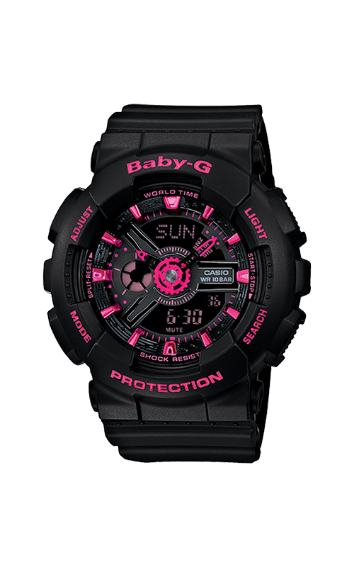 G-Shock Baby-G BA111-1A product image