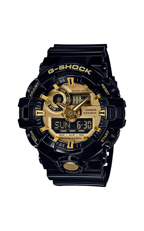 G-Shock Analog-Digital GA710GB-1A product image