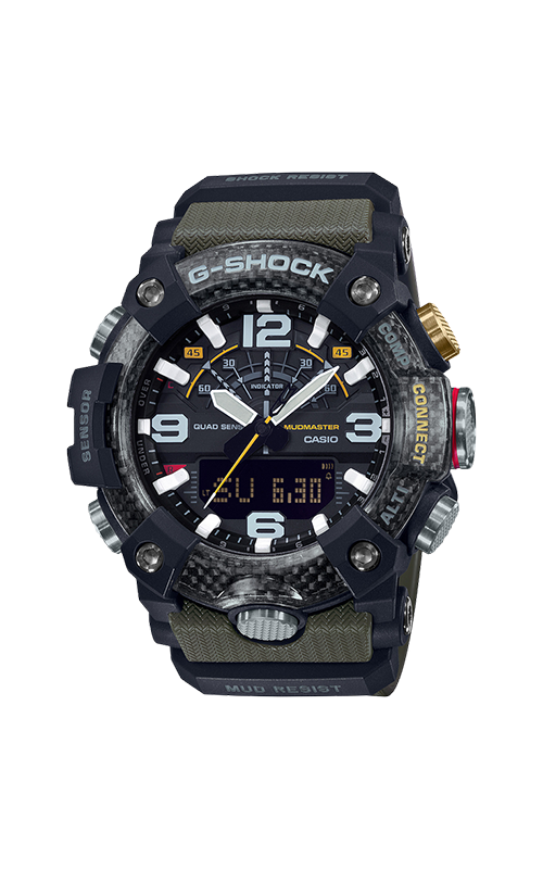 G-Shock Master Of G GGB100-1A3 product image