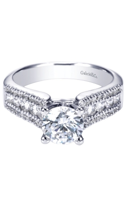 Gabriel & Co. Contemporary Engagement ring ER3952W44JJ product image