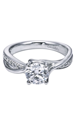 Gabriel New York Contemporary Engagement ring ER6360W44JJ product image