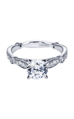 Gabriel & Co. Victorian Engagement Ring ER6711W44JJ product image
