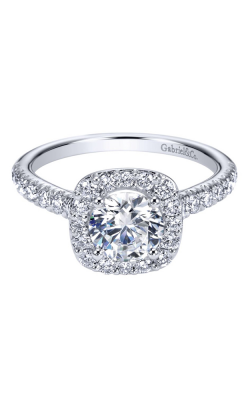 Gabriel & Co. Contemporary Engagement ring ER6872W44JJ product image
