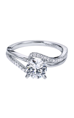 Gabriel New York Contemporary Engagement ring ER6974W44JJ product image