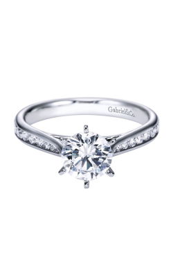 Gabriel & Co. Contemporary Engagement Ring ER7229W44JJ product image