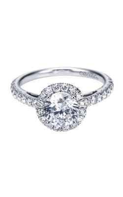 Gabriel & Co. Contemporary Engagement Ring ER7261W44JJ product image