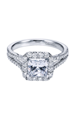 Gabriel & Co. Contemporary Engagement Ring ER7277W44JJ product image