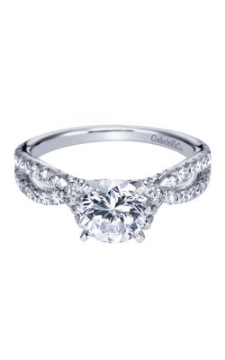 Gabriel & Co. Contemporary Engagement Ring ER7544W44JJ product image