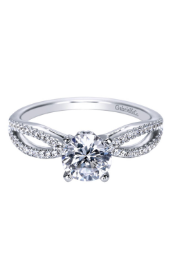 Gabriel New York Contemporary Engagement Ring ER8129W44JJ product image