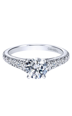 Gabriel New York Contemporary Engagement Ring ER8259W44JJ product image