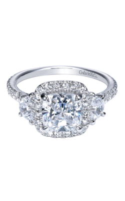 Gabriel & Co. Contemporary Engagement Ring ER9189W44JJ product image