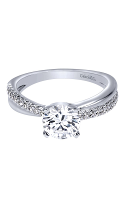 Gabriel New York Contemporary Engagement Ring ER10439W44JJ product image