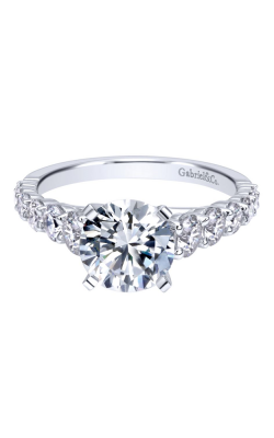 Gabriel & Co. Contemporary Engagement Ring ER11737R6W44JJ product image