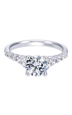 Gabriel & Co. Contemporary Engagement Ring ER11756R4W44JJ product image