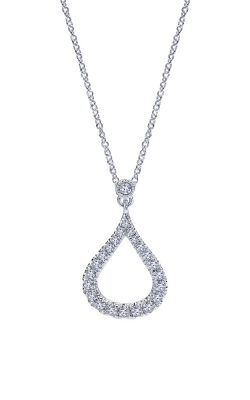 Gabriel & Co. Lusso Diamond Necklace NK4386W45JJ product image
