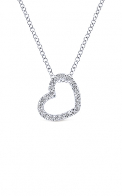 Gabriel & Co. Eternal Love Necklace NK2239W45JJ product image