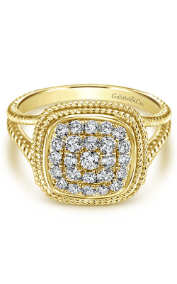 Gabriel New York Hampton Fashion ring LR6254Y44JJ product image