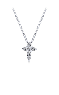 Gabriel & Co. Faith Necklace NK1370W45JJ product image
