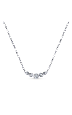 Gabriel & Co. Lusso Diamond Necklace NK5424W45JJ product image