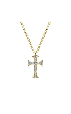 Gabriel & Co. Faith Necklace NK5427Y45JJ product image