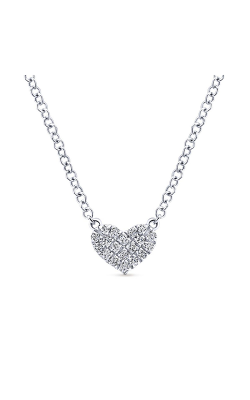 Gabriel & Co. Eternal Love Necklace NK5450W45JJ product image
