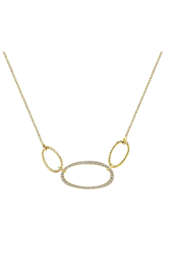 Gabriel & Co. Hampton Diamond Necklace NK5618Y45JJ  product image