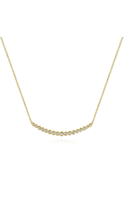 Gabriel & Co. Lusso Diamond Necklace NK5796Y45JJ product image